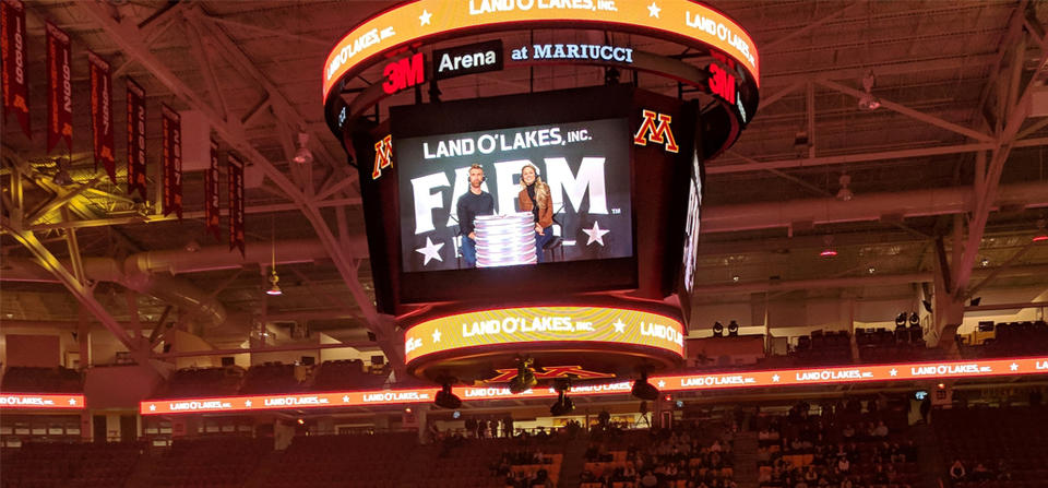 Farm Bowl at 3M Arena at Mariucci