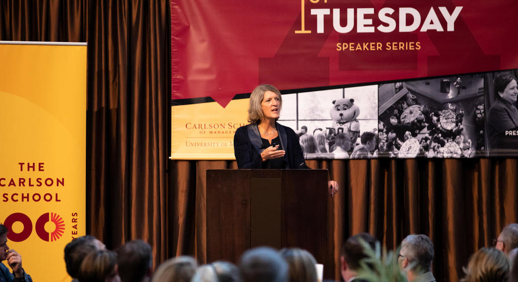 Land O'Lakes President and CEO Beth Ford on innovation, leadership, and the changing landscape of American agriculture