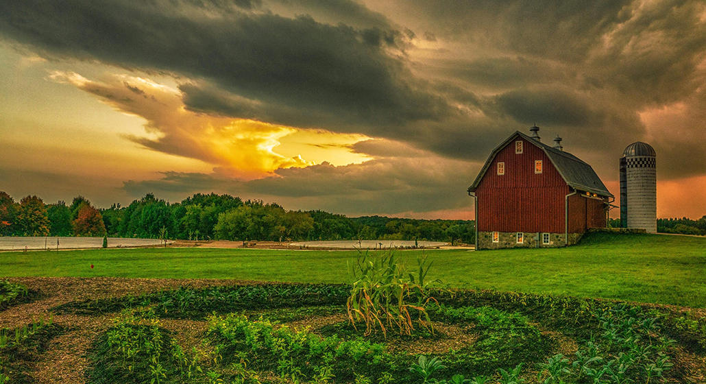 The Farm at the Arb (photo by Norbert Lucas)