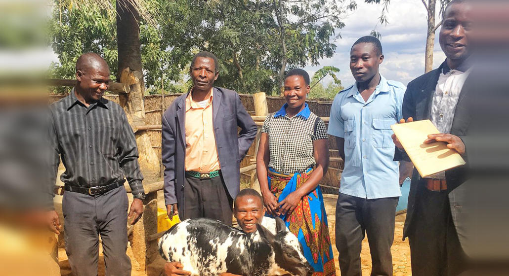 This dairy farming family shared powerful testimonials about the impact a dairy cow had on their lives.